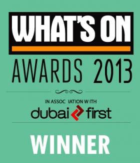 What's On Awards 2013