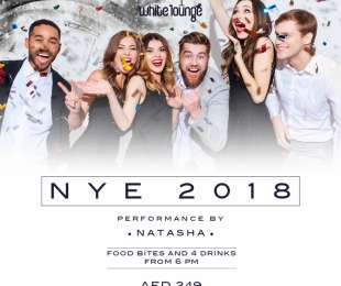 The White Lounge NYE 2018