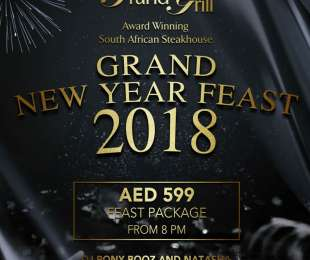 GRAND NEW YEAR FEAST 2018