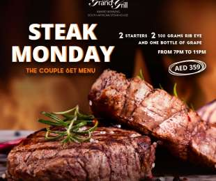 Steak Monday