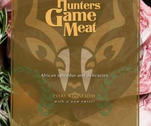 Hunters Game Meat